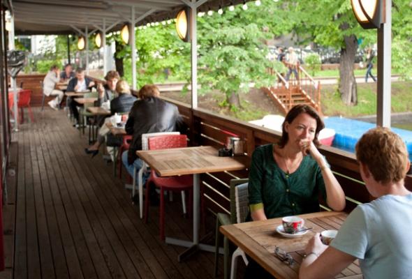 30новых ипроверенных веранд Москвы - Фото №21