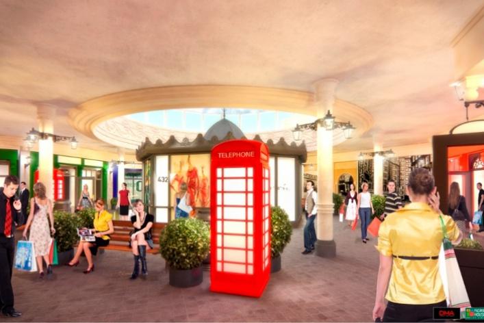 Открывается новый аутлет-центр Fashion House