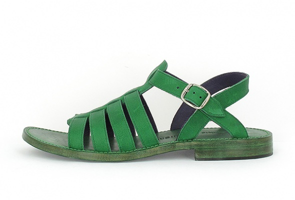 10пар мужских сандалий - Фото №0