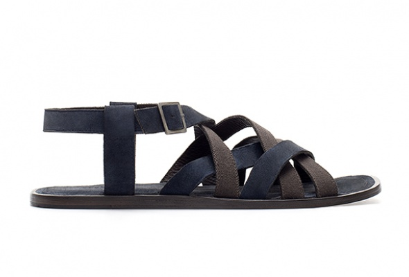 10пар мужских сандалий - Фото №5