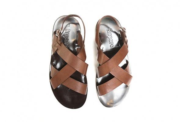 10пар мужских сандалий - Фото №6