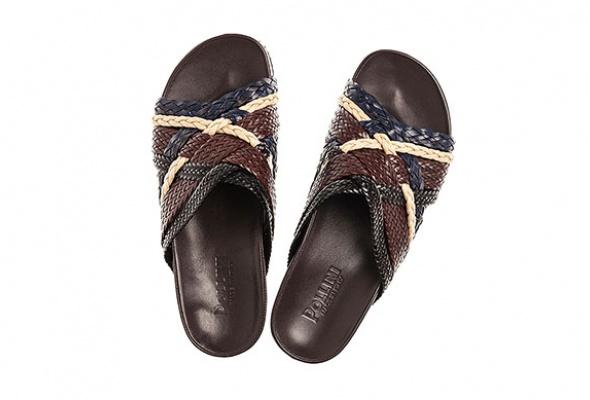10пар мужских сандалий - Фото №7