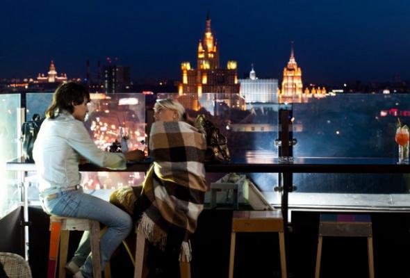30новых ипроверенных веранд Москвы - Фото №1