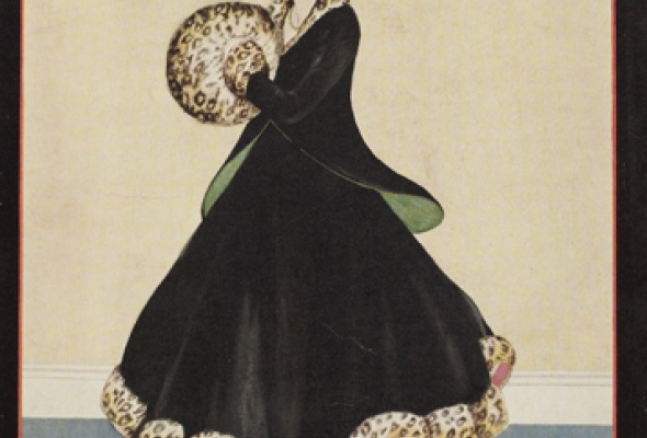 Реклама и обложка американских журналов конца XIX — начала XX века - Фото №4