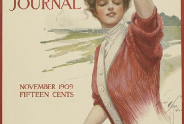 Реклама и обложка американских журналов конца XIX — начала XX века - Фото №6