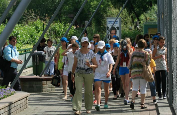Экскурсии по зоопарку