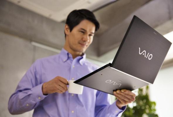 Компания Sony объявляет оначале продаж новых моделей VAIO вРоссии - Фото №0