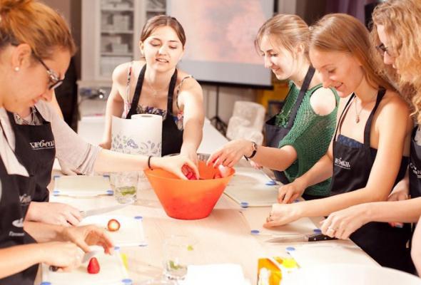 Кулинарные мастер-классы от «ХлебСоль» - Фото №0