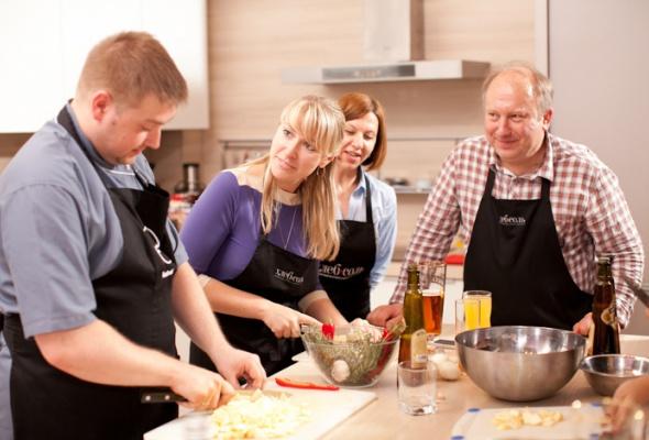 Кулинарные мастер-классы от «ХлебСоль» - Фото №1