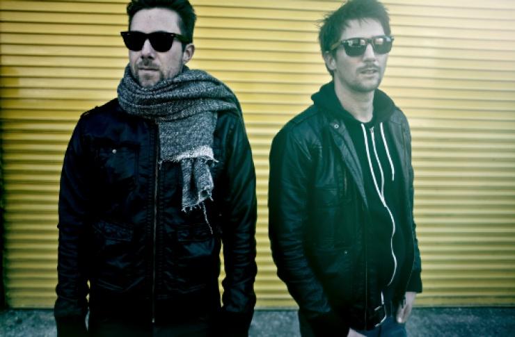 «День рождения Крыши Мира»: DJs Pan-Pot, Abe Duque и др.