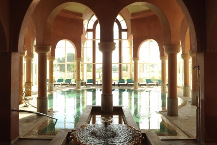 Отель The Residence Tunis предлагает гостям ритуал из27процедур талассотерапии