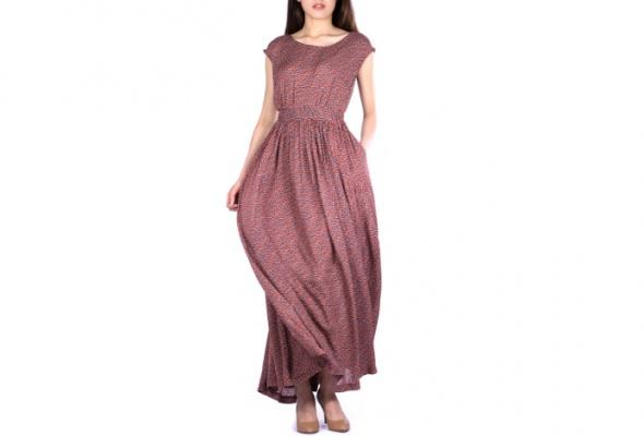 35длинных платьев накаждый день: лучшие модели - Фото №18
