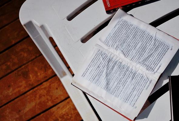 Кавер-стори книжного номера Time Out - Фото №24