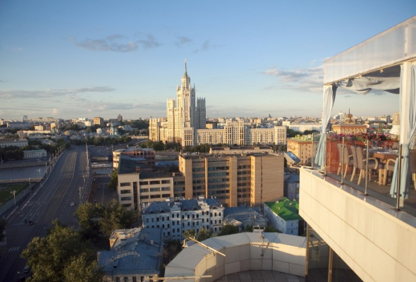 10лучших смотровых площадок Москвы - Фото №2
