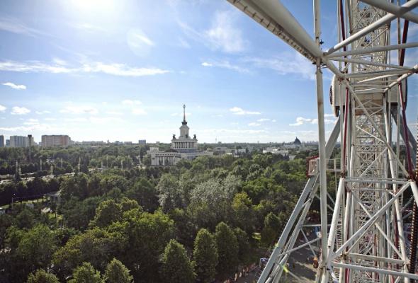 10лучших смотровых площадок Москвы - Фото №4
