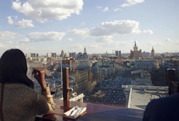10лучших смотровых площадок Москвы - Фото №1