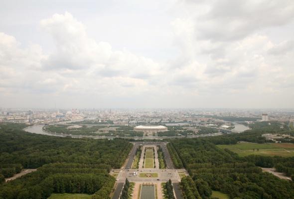10лучших смотровых площадок Москвы - Фото №5