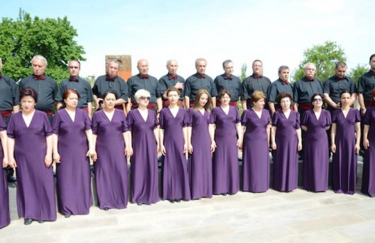 Концерт Государственной академической капеллы Армении