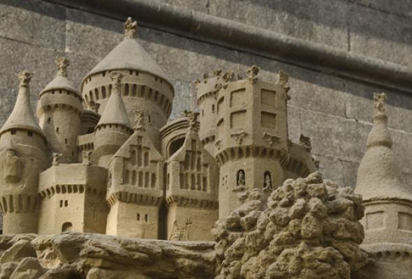 XII Международный фестиваль песчаных скульптур - Фото №11