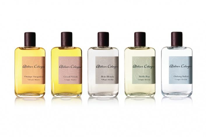 Ароматы нового модного бренда Atelier Cologne