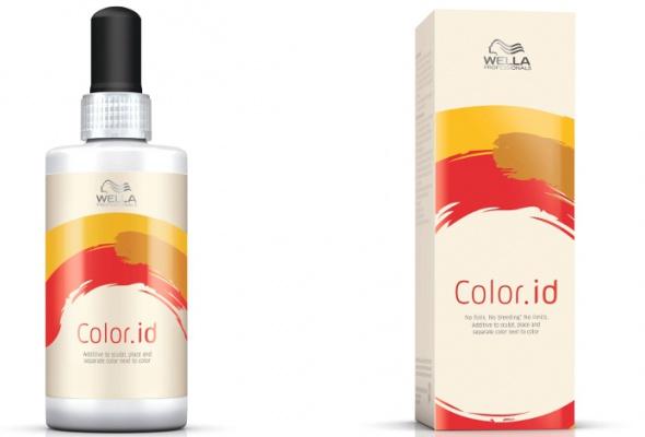 Окрашивание Color IDотWella Professionals - Фото №1