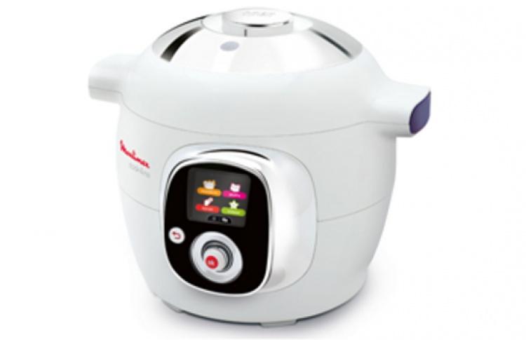 Мультиварка Cook4me CE7011 отMoulinex— 100 блюд водной кнопке