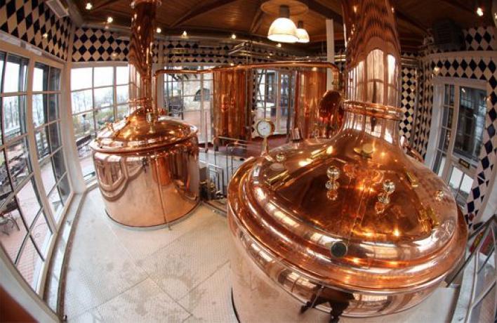 Топ-8ресторанов ссобственными пивоварнями