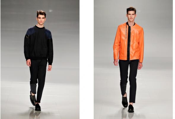 Первая коллекция нового креативного директора Iceberg Menswear - Фото №1
