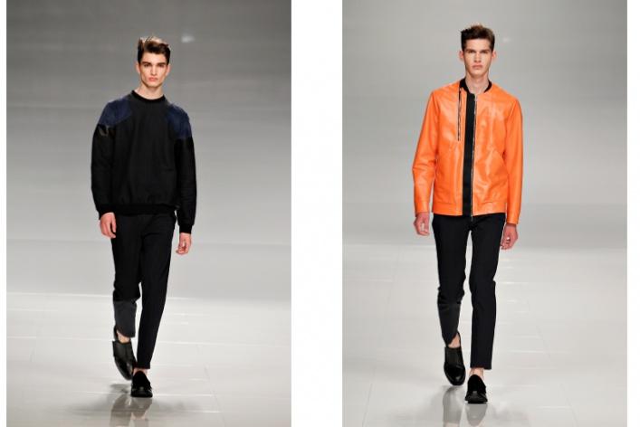Первая коллекция нового креативного директора Iceberg Menswear