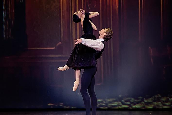 Танцы, опера, нерпа