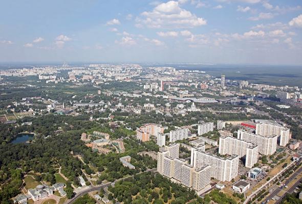 10лучших смотровых площадок Москвы - Фото №10