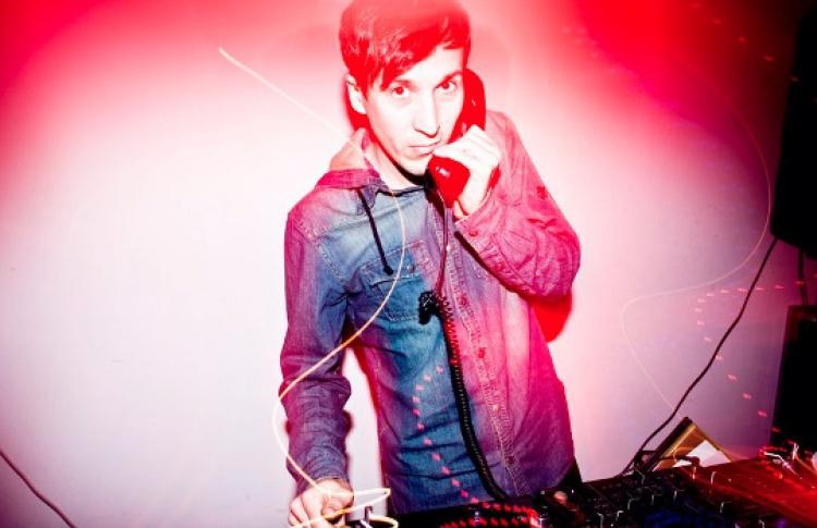 DJ Partyphone Birthday party