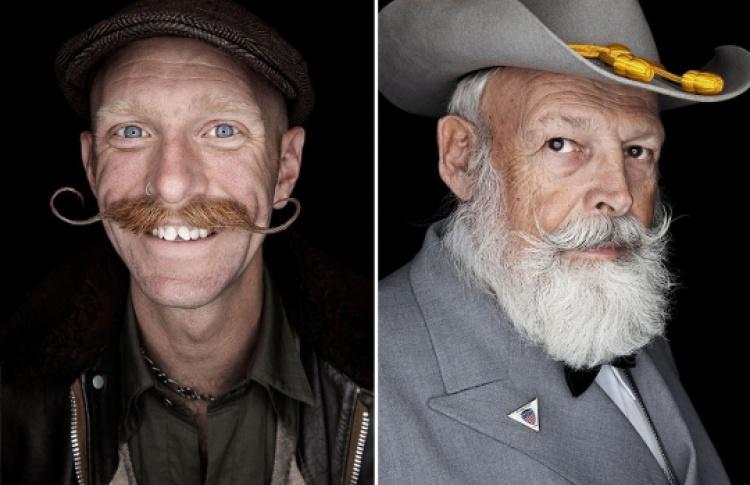 Усы и бороды: от начала времен до наших дней