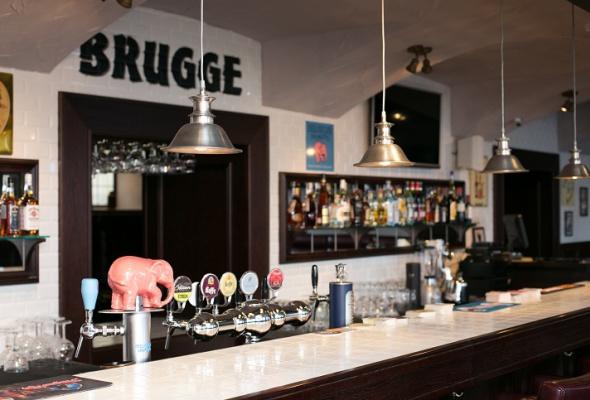 Гастрономический паб Brugge - Фото №10