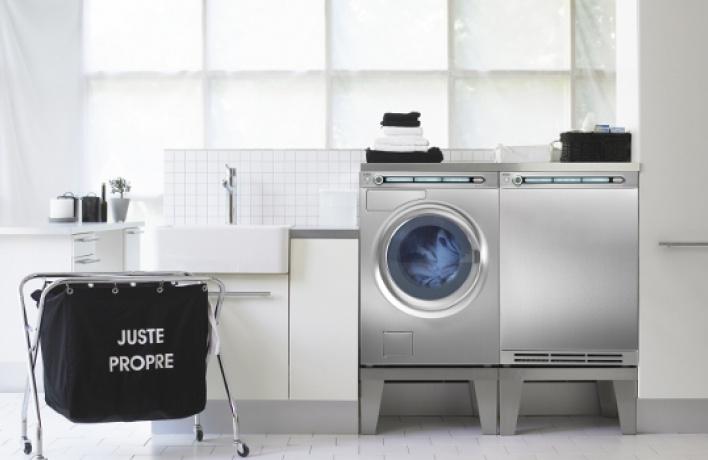 Высокая мода ивысокий уровень скандинавского качества— это стиральные машины ASKO