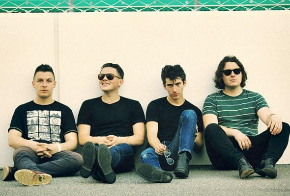 Концерт недели: Arctic Monkeys - Фото №1