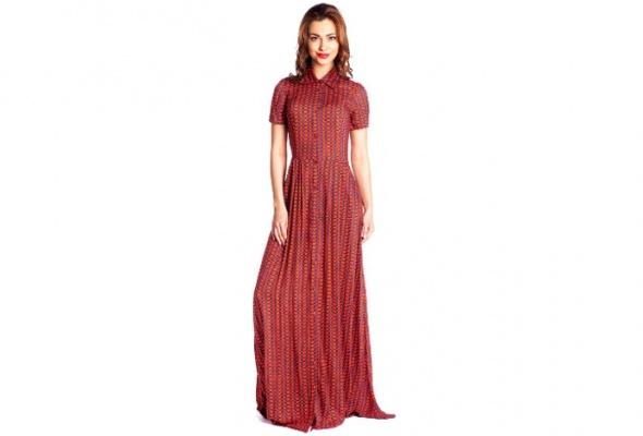 8длинных платьев накаждый день: лучшие модели - Фото №7