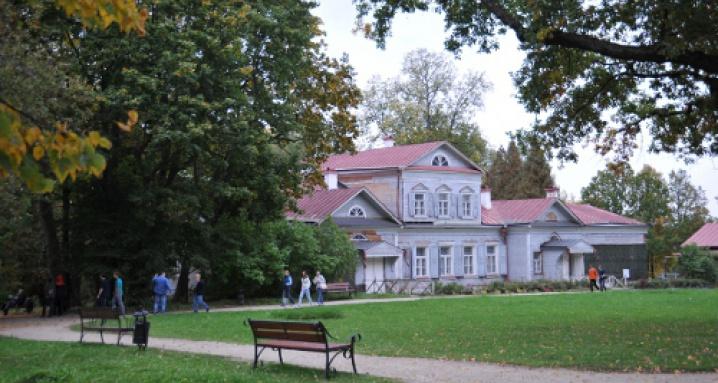 Государственный историко-художественный заповедник «Абрамцево»