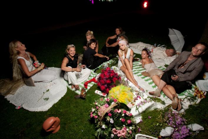История вечеринки Midsummer Night'sDream