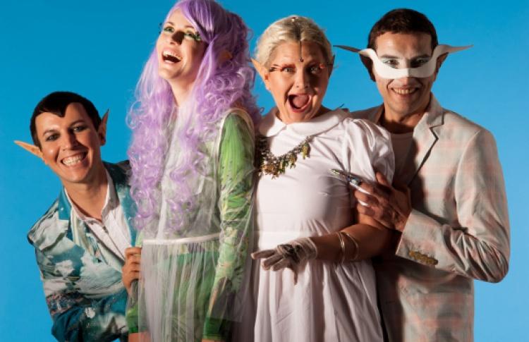 Midsummer Night'sDream: создатели вечеринки