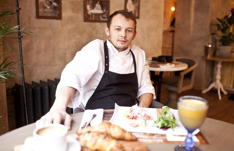 Ужин по случаю Дня рождения Дмитрия Блинова