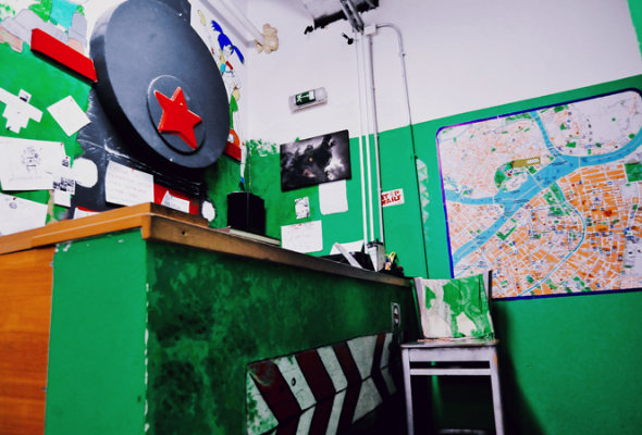 21хостел вСанкт-Петербурге - Фото №25
