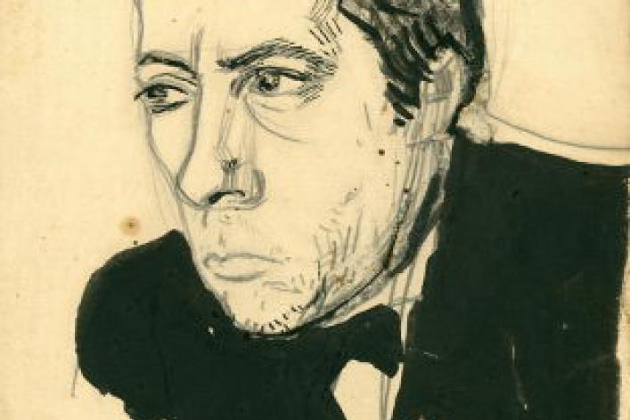 Рисунки поэтов