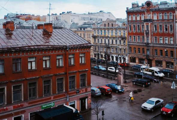 "Хостел ""Табурет"" на Маяковской - Фото №2"