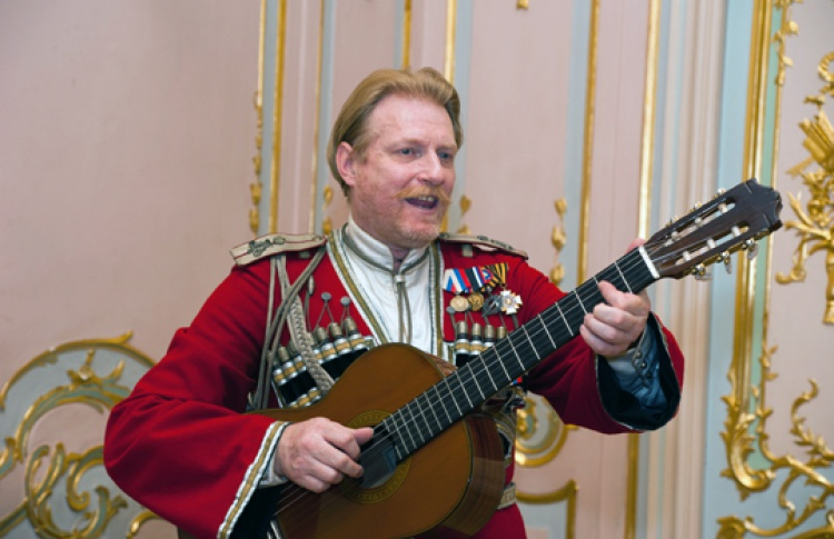 Русский романс императорского Петербурга