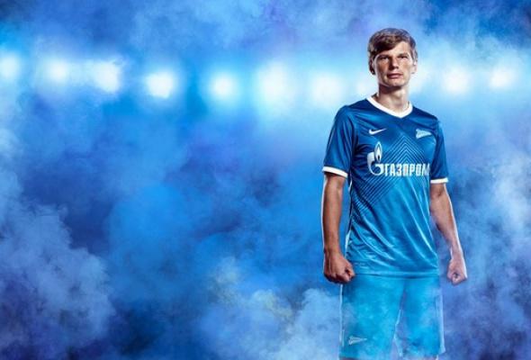 «Зенит» иNike представили новую форму петербургского футбольного клуба - Фото №2