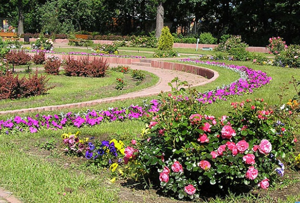5мест вМоскве, где можно любоваться цветами - Фото №1