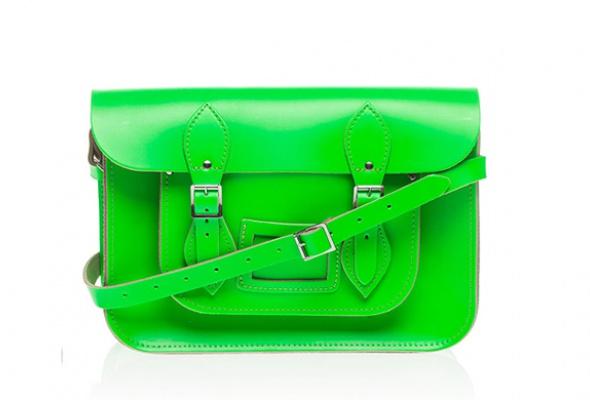 Кожаные сумки The Original Satchel - Фото №1
