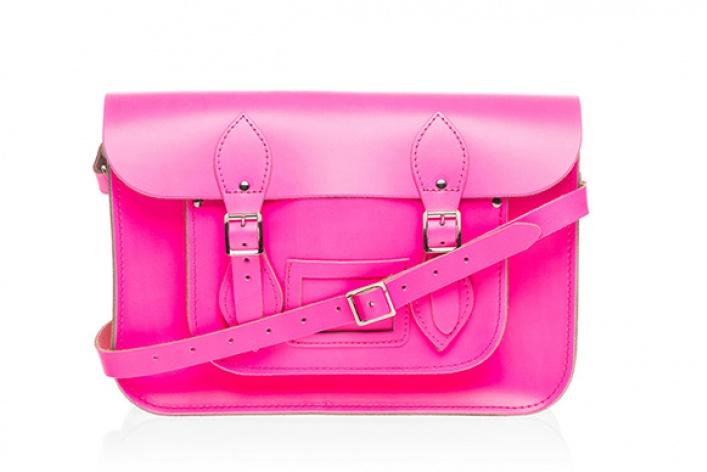 Кожаные сумки The Original Satchel