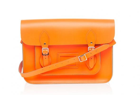 Кожаные сумки The Original Satchel - Фото №3